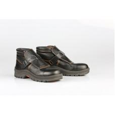 """Ботинки сварщика кожаные """"Искра"""""""
