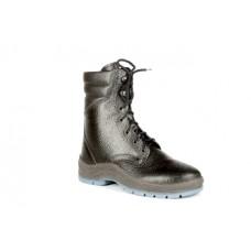 """Ботинки кожаные """"Торнадо"""" с высокими берцами"""