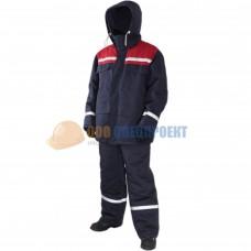 Костюм зимний куртка+брюки до 50кал/см2